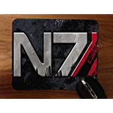 1 X Mass Effect N7 Desktop Mouse Pad