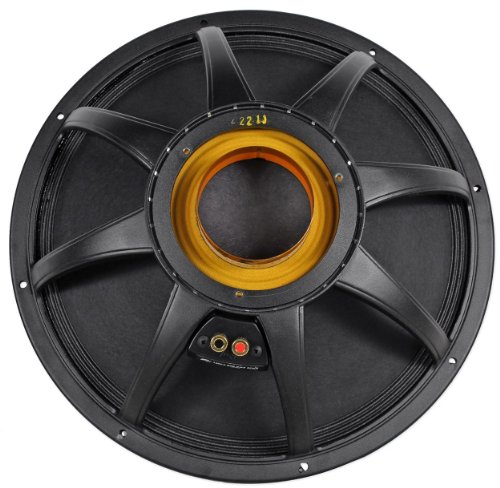 "Brand New Peavey 1808-8 Sps Bwx Rb Replacement Basket Compatible For 18"" 8 Ohm Black Widow Subwoofer"