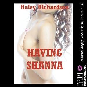 Having Shanna Audiobook