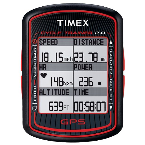 Timex ~ Cycle Trainer 2.0 ~ T 5K615 F7 ~ Gps Bike Computer With Hrm ~ Bodylink System