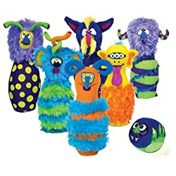 [Best price] Puzzles - Melissa & Doug Monster Plush Bowling Game - toys-games