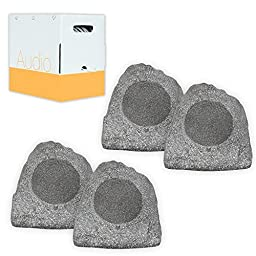 Theater Solutions 4R8G Outdoor Granite 8\