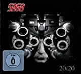 20/20 Special Edition, CD+DVD, Import Edition by Saga (2012) Audio CD