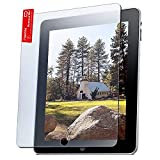 3 Pack of Premium Crystal Clear Screen Protectors for Apple iPad