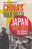 Chinas War With Japan 1937-1945