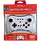 Pro Controller U for Wii and Wii U - White