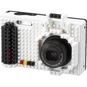PENTAX デジタルカメラ Optio NB1000 モノトーン ナノブロックボディ 1400万画素 27.5mm 光学4倍OPTIONB1000MT