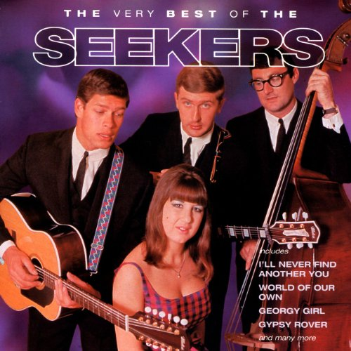 The Very Best of the Seekers cover
