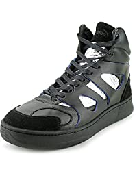 Alexander McQueen By Puma McQ Move Mid Men Leather Sneakers