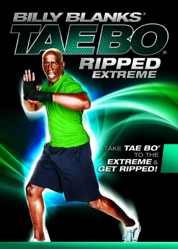 Tae Bo Ripped Extreme [DVD] [Import]