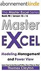 EXCEL: Master Excel: Modeling Managem...