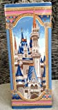 Disney Castles Square Opening Ceramic Vase NEW