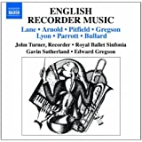 English Recorder Music