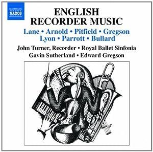 Various: English Recorder Music