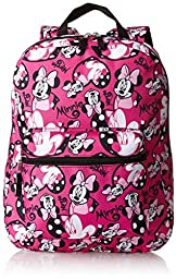 Disney Minnie Mouse Child\'s Backpack Pink (14\