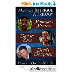 Men of Intrgue: A Trilogy