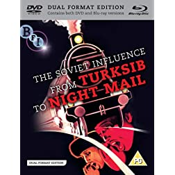 Soviet Influence From Turksib to Night Mail [Blu-ray]