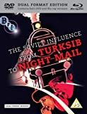The Soviet Influence: From Turksib to Night Mail (DVD + Blu-ray) [1929]