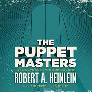The Puppet Masters Hörbuch