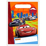 Disney Cars Treat Sacks - 8/Pkg.