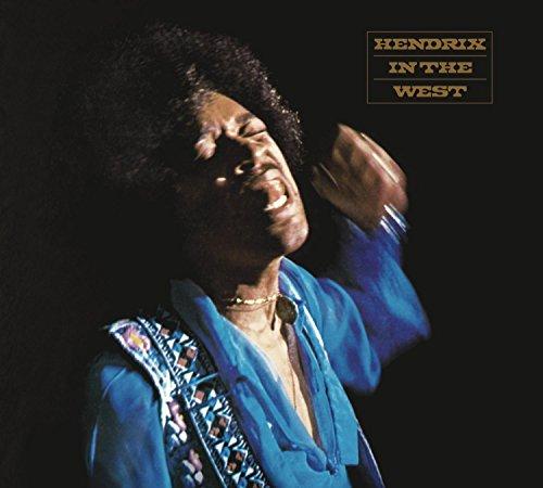 Audio CD : Hendrix In The West [+Peso($36.00 c/100gr)] (US.AZ.10.75-0-B0055IU3WW.387)