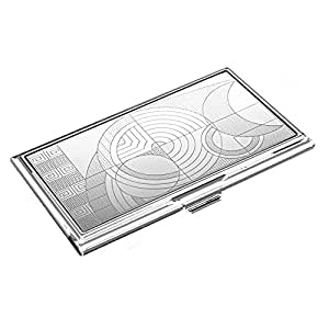 Frank Lloyd Wright Max Hoffman Rug Business Card Case Holder
