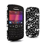 Proporta Protective Hardshell Case Cover Skin Sleeve for BlackBerry Curve 9350 / 9360 / 9370 - Skeleton