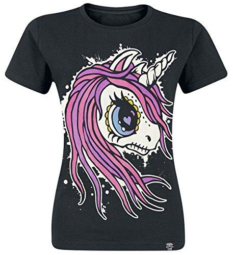Cupcake Cult Pony Tail Maglia donna nero M