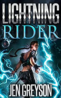 (FREE on 1/15) Lightning Rider by Jen Greyson - http://eBooksHabit.com