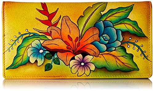 anuschka-handpainted-leather-1714-tbq-y-ladies-wallet-snap-button-closure-tropical-bouquet-yellow-on