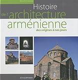 echange, troc Mourad Hasratian - Histoire de l'architecture arménienne des origines à nos jours