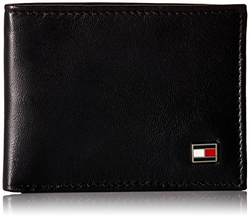 Tommy-Hilfiger-Wallets-Oxford-Slim-Billfold-Wallet