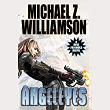 Angeleyes: Freehold, Book 8 Audiobook by Michael Z. Williamson Narrated by Samantha Prescott