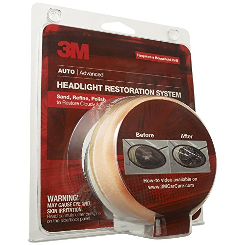 3M 39008 Headlight Lens Restoration System (Auto Lense Cleaner compare prices)