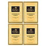 Aster Luxury Lemongrass Citrus Bathing Bar 125g - Pack Of 4