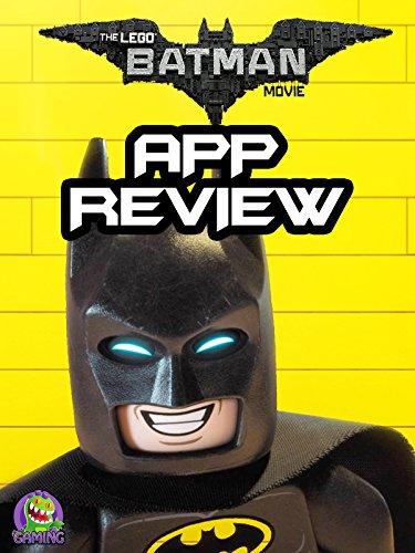 Review: The Lego Batman Movie App Review on Amazon Prime Video UK