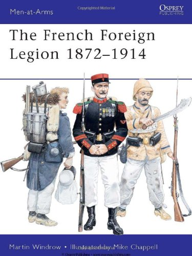 French Foreign Legion 1872-1914 (Men-at-arms)