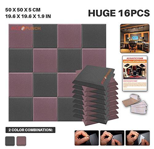ace-punch-6-paquet-2-couleur-auto-adhesif-plat-biseau-tuile-insonorisation-sonorisation-absorbeur-tr