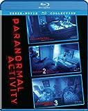 Paranormal Activity Trilogy Gift Set [USA] [Blu-ray]