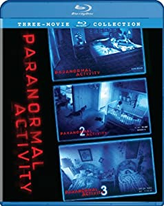 Paranormal Activity Three-Movie Collection [Blu-ray]