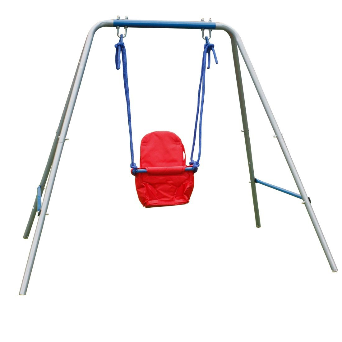 how to build an aframe for a toddler swing
