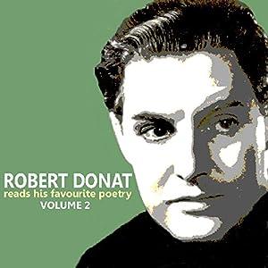 Robert Donat Reads His Favourite Poetry - Volume 2 Audiobook