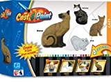 Cast & Paint Kit: Cat
