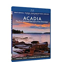 National Parks Exploration Series - Acadia [Blu-ray]