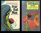 Fear That Man / Toyman (Ace Double, 23140) (0202314006) by Dean R Koontz