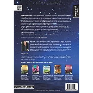 My Piano Dreams: Zauberhaft-romantische Klavierträume - leicht arrangiert (inkl. Audio-CD). Musikno