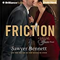 Friction Audiobook by Sawyer Bennett Narrated by Sebastian York, Kendall Taylor