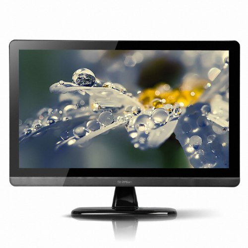 "Achieva Shimian Qh2700-Ipsms Lite Edge 27"" 27Inch Glossy Screen Monitor Led Backlight Ips, Qhd 2560 X1440 High Resolution, 16:9, Dvi (Dual Link), Vga, Tilt"