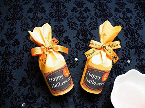 ハーティーファクトリー ハロウィンバス 入浴剤1包み 10個セット