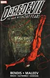 img - for Daredevil by Brian Michael Bendis & Alex Maleev Ultimate Collection - Book 1 book / textbook / text book